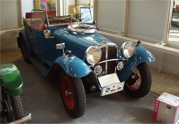 1933 Aero 1000, Československo (1932-1934) 4