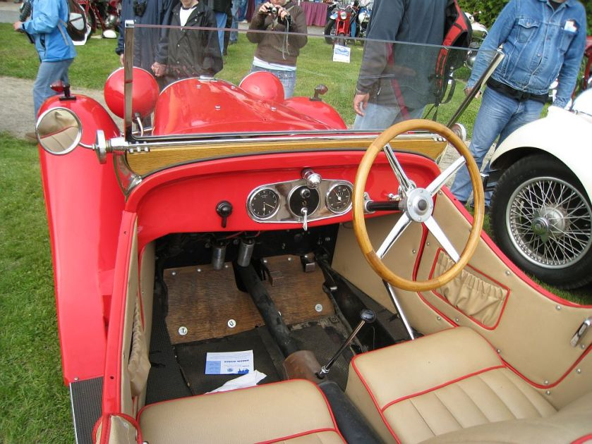 1933 Aero 1000, Československo (1932-1934) b