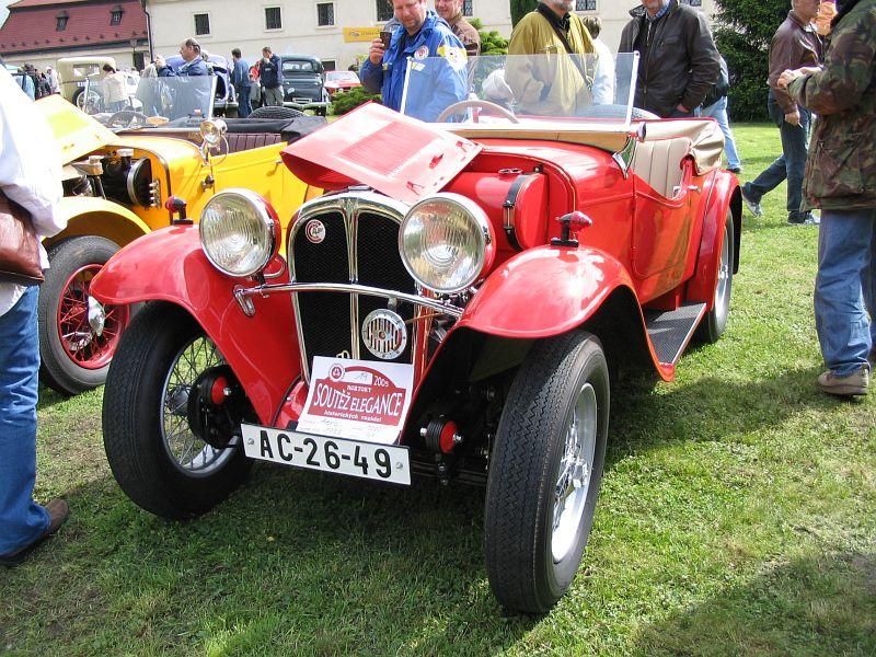 1933 Aero 1000, Československo (1932-1934) f