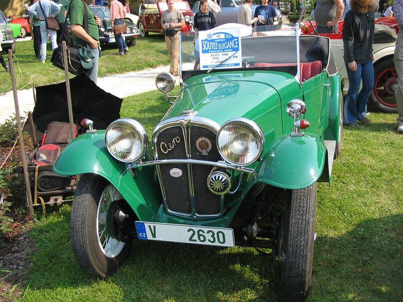 1933 Aero 1000, Československo 1933 (1932-1934) c