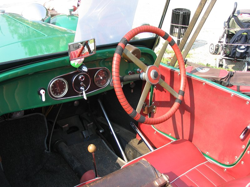 1933 Aero 1000, Československo 1933 (1932-1934) d