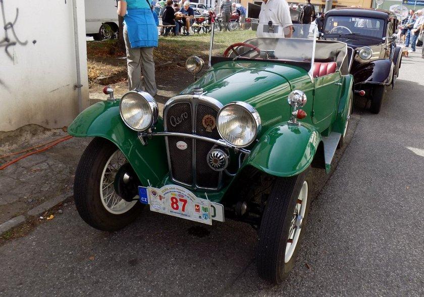 1933 Aero 1000, Československo 33 (1932-1934) a