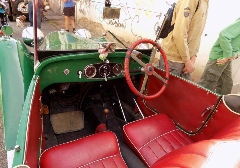 1933 Aero 1000, Československo 33 (1932-1934) b