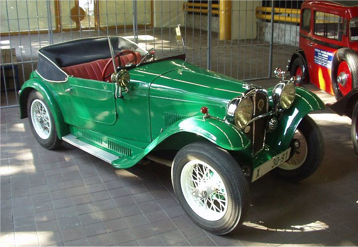 1933 Aero 1000, Československo 33 (1932-1934) d