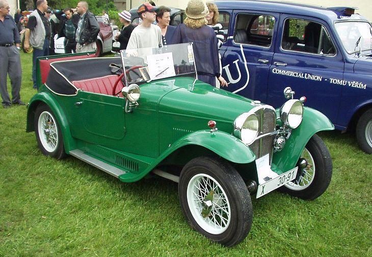 1933 Aero 1000, Československo 33 (1932-1934) f