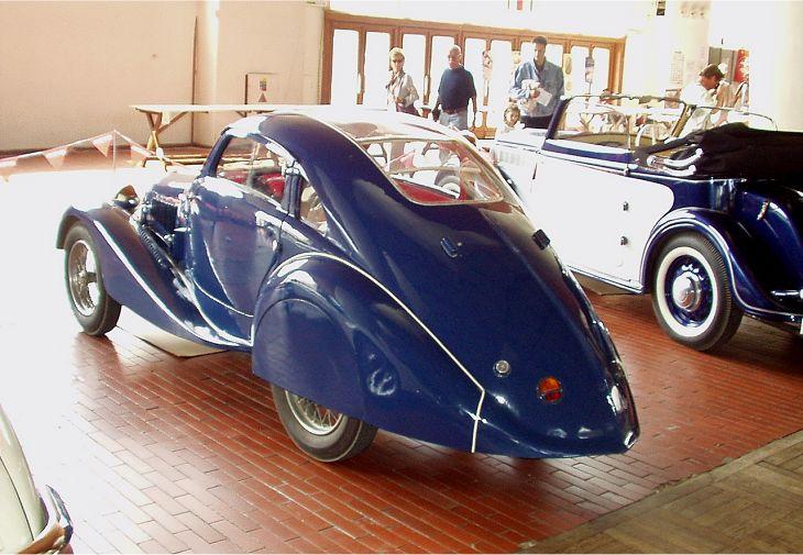 1933 Aero 1000 Special Coupé, Československo a