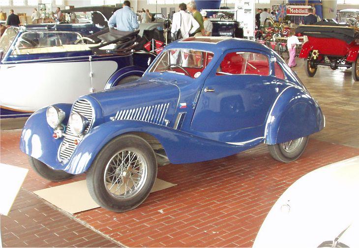 1933 Aero 1000 Special Coupé, Československo b
