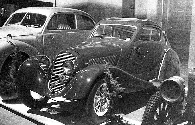 1933 Aero 1000 Special Coupé, Československo c