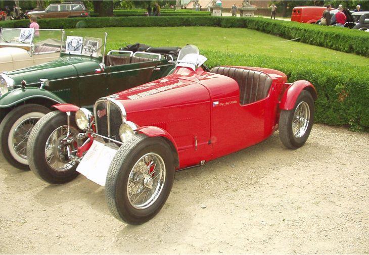 1933 Aero 1000 Speciál, Československo e