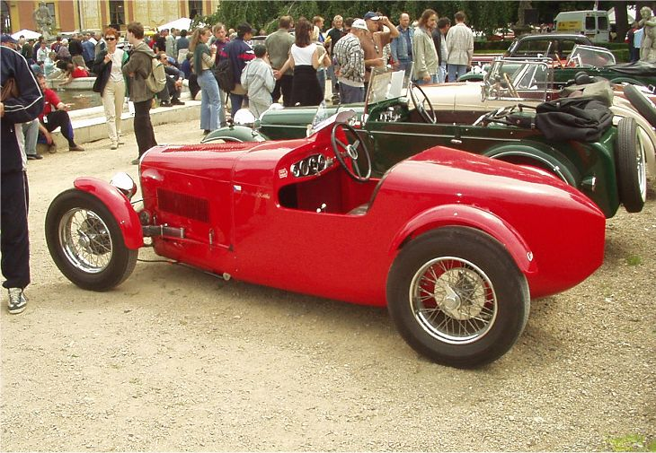 1933 Aero 1000 Speciál, Československo g