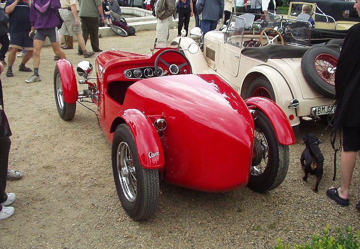 1933 Aero 1000 Speciál, Československo i