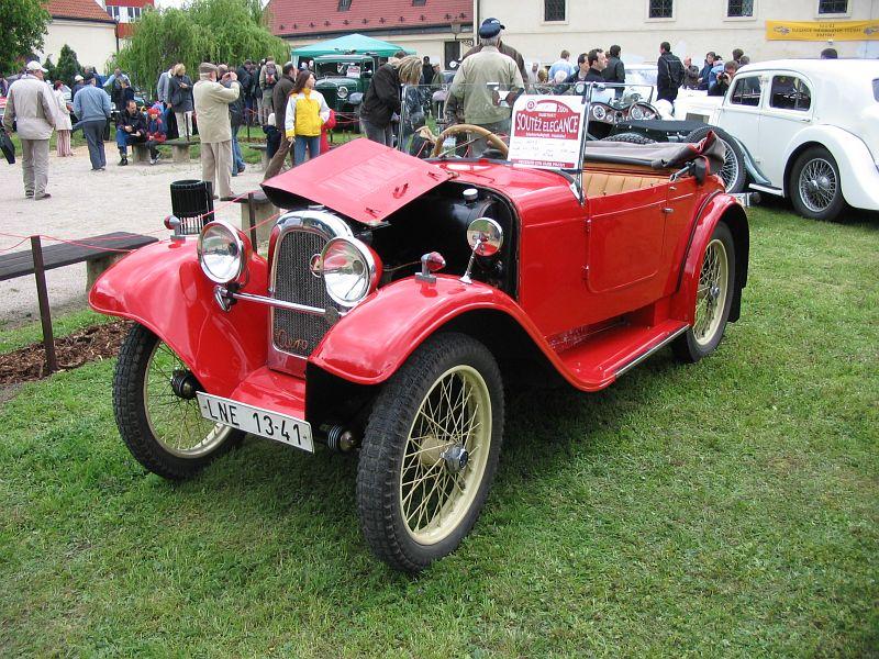 1933 Aero 500 - 10 HP, Československo (1929-1933) b