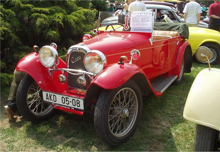1933 Aero 662 - 18 HP, Československo 1933 (1932-1934) b