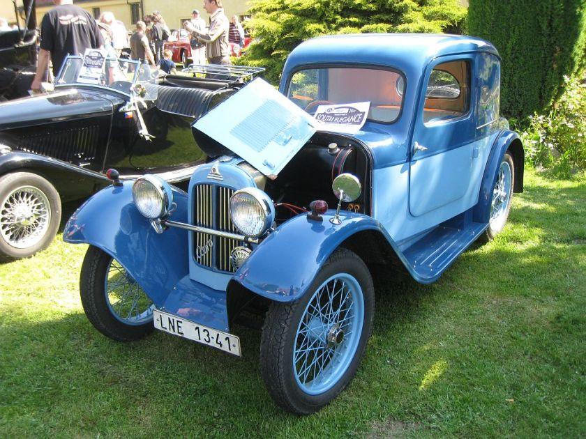 1933 Aero 662 Coupé, Československo (1931-1934) a