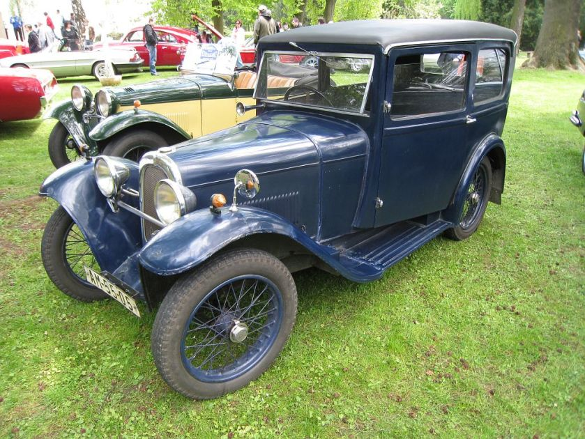 1933 Aero 662 Limousine, Československo (1931-1934)