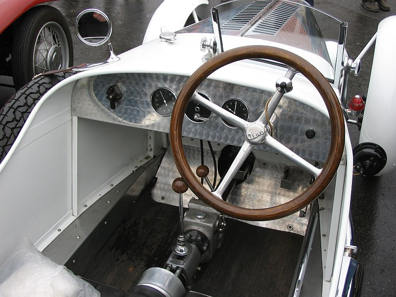 1933 Aero 750 Sport, Československo c