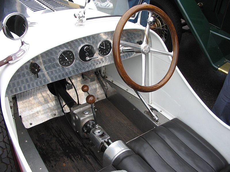 1933 Aero 750 Sport, Československo d