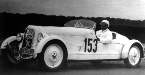 1934 Adler Trumpf Sport