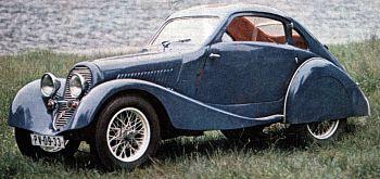 1934 Aero 1000 s coupe