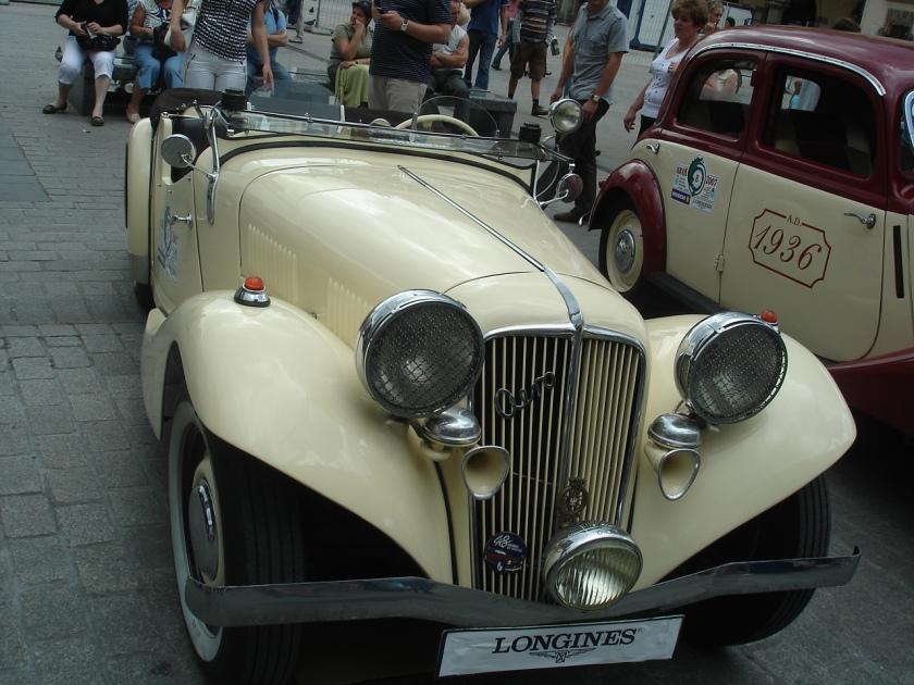1934 Aero 30 Kraków