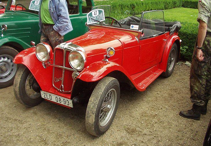 1934 Aero 662, Československo (1931-1934) a