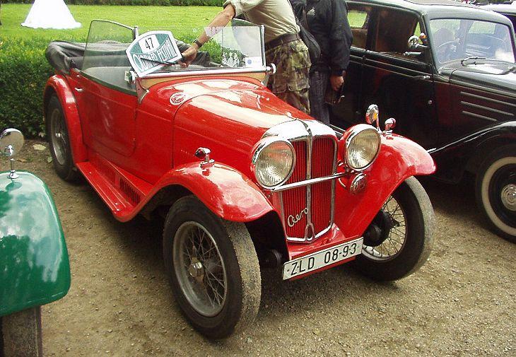 1934 Aero 662, Československo (1931-1934) b