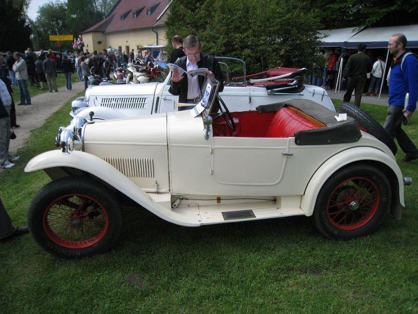 1934 Aero 662, Československo (1931-1934)
