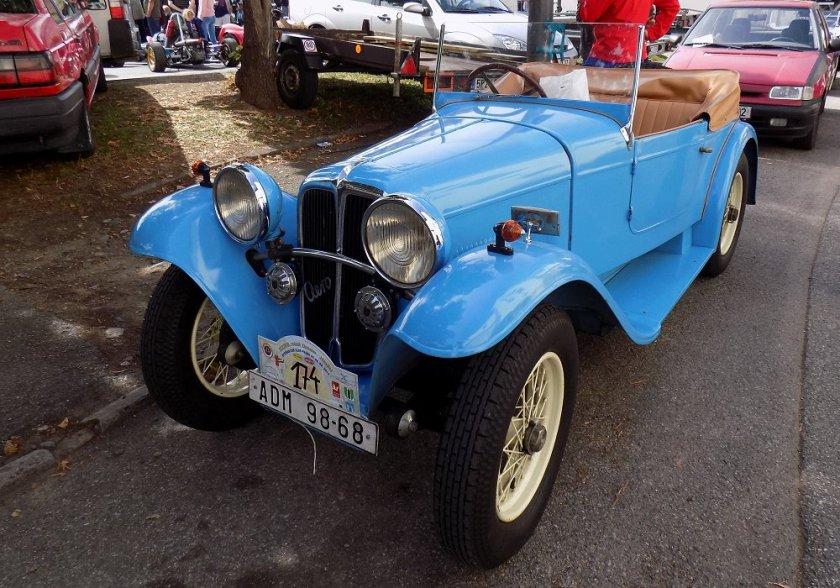 1934 Aero 662, Československo 1934 (1931-1934) bl a