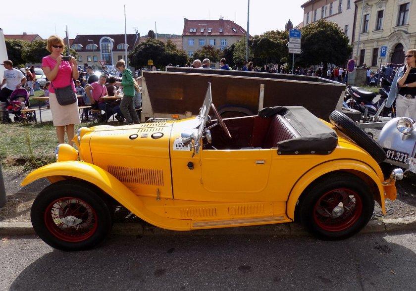 1934 Aero 662 Sport 1000, Československo b