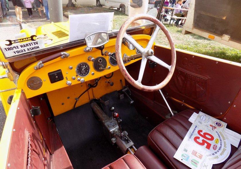 1934 Aero 662 Sport 1000, Československo c