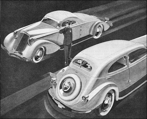 1934 Hupmobile Ad-1