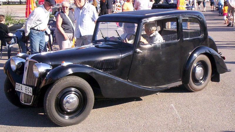 1935 Aero 30