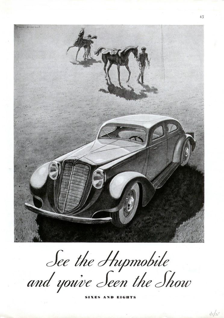1935 Hupmobile Ad-01