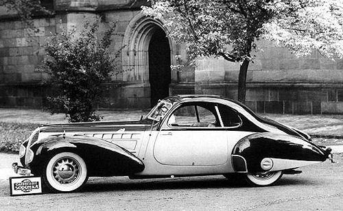 1936 Aero 30 by Sodomka