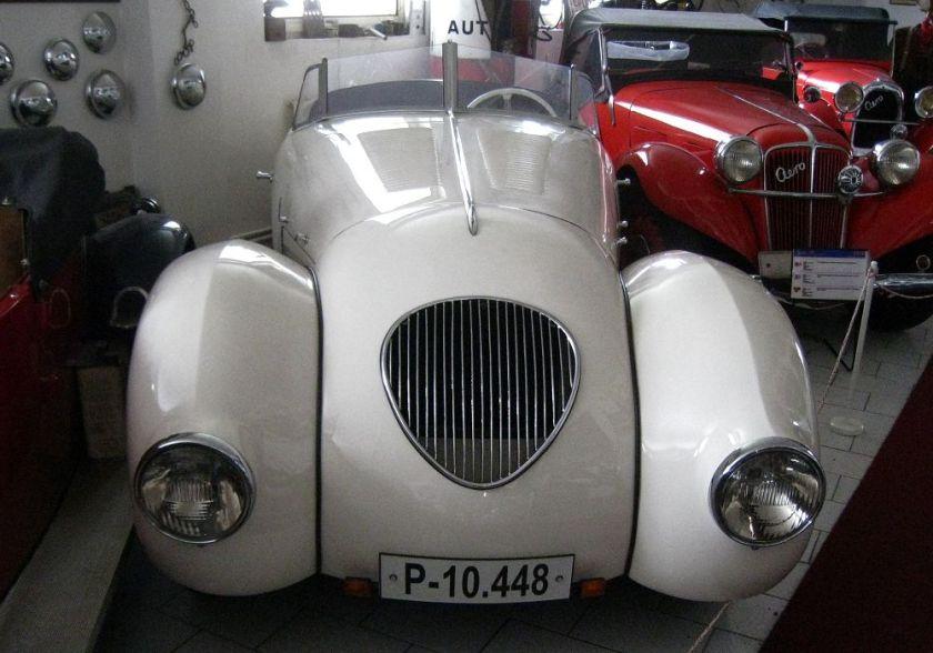 1936 Aero 50 Special, Československo 1