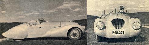 1936 Aero 50 Special, Československo 4