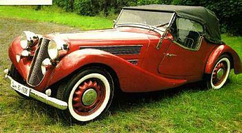 1936 Aero 50