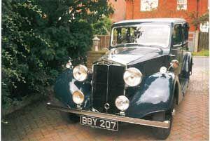 1936 Daimler e18