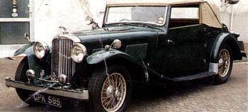 1937 AC ace