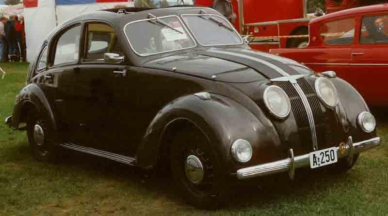 1937 Adler 2,5 Liter Limousine