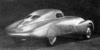 1937 Adler autobahn tyl