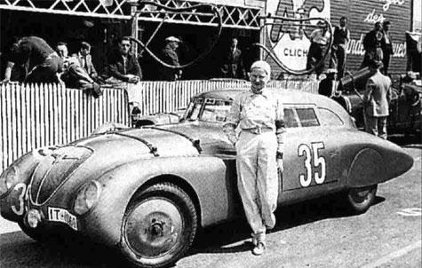 1937 Adler Le Mans