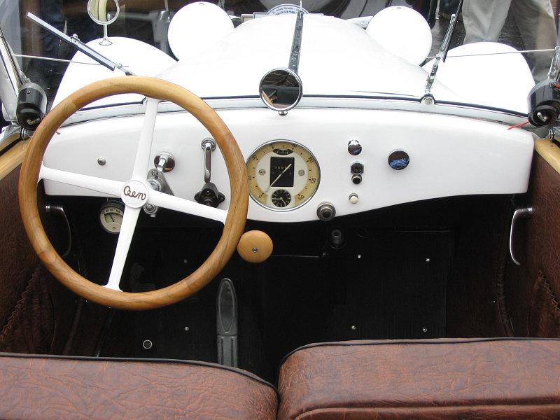 1937 Aero 50 Roadster, Československo (1936-1938) b