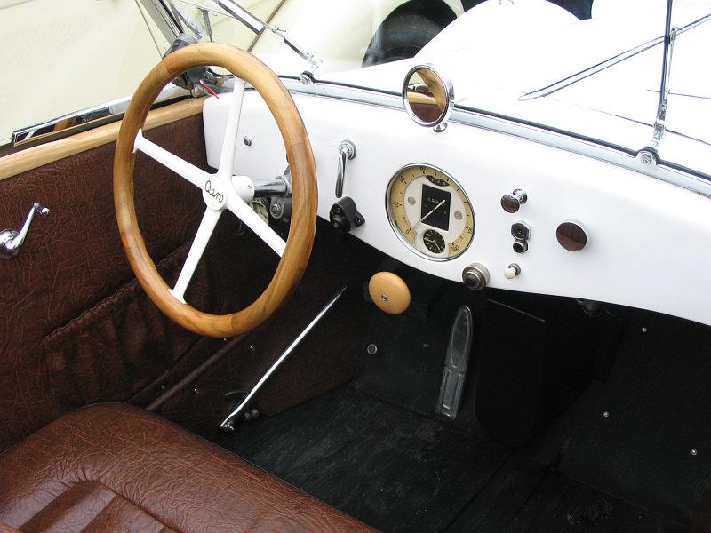 1937 Aero 50 Roadster, Československo (1936-1938) c