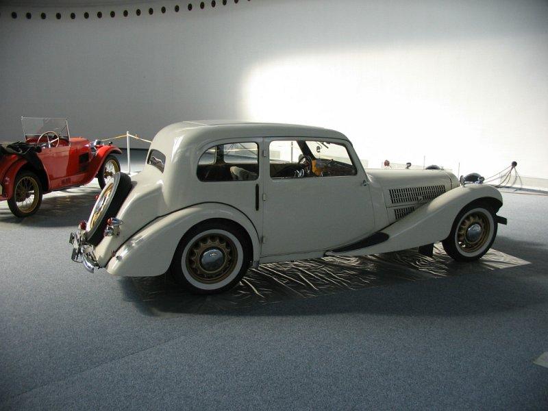 1937 Aero 50 Tudor, Československo (1936-1938) b