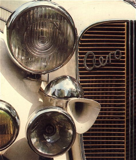 1937 Aero 50 Tudor, Československo (1936-1938) d