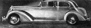 1937 hupmobile sedan