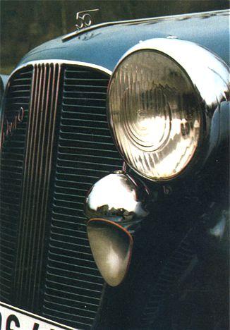 1938 Aero 50 Roadster, Československo (1936-1938) c