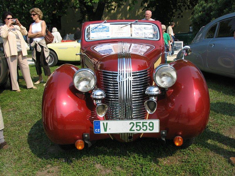 1938 Aero 50 Sodomka 2+1, Československo g