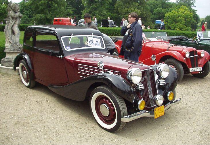 1938 Aero 50 Tudor, Československo 1938 (1938-1941) a